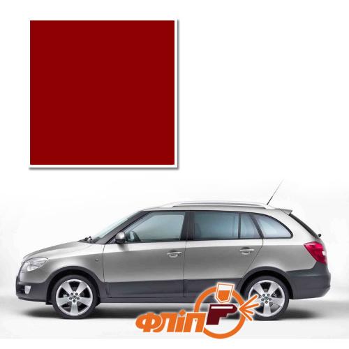 Corrida Rot 8151 – краска для автомобилей Skoda фото