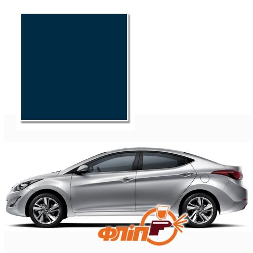 Dark Blue 3E – краска для автомобилей Hyundai фото