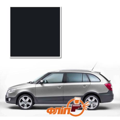 Graphite Grau 9901 – краска для автомобилей Skoda фото