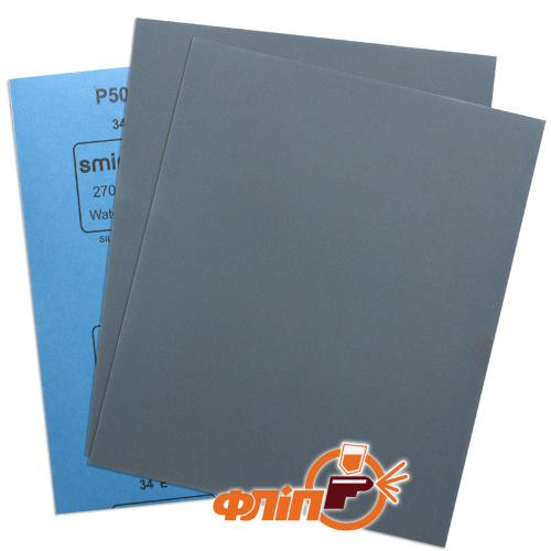 Smirdex 270 P400 - бумага абразивная водостойкая фото
