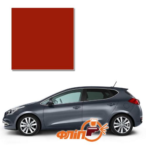 Tropical Red O8 – краска для автомобилей Kia фото