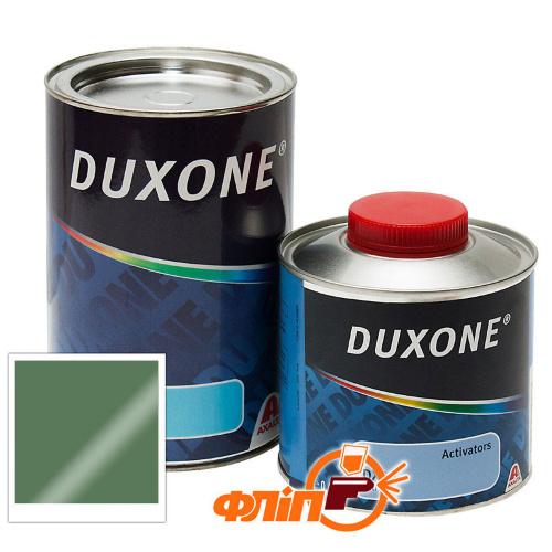 Duxone DX-373 Серовато-зеленая, 800мл - автоэмаль акриловая фото
