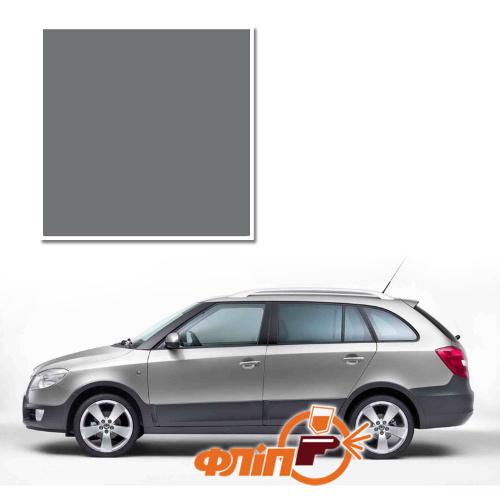Titangrau 9152 – краска для автомобилей Skoda фото