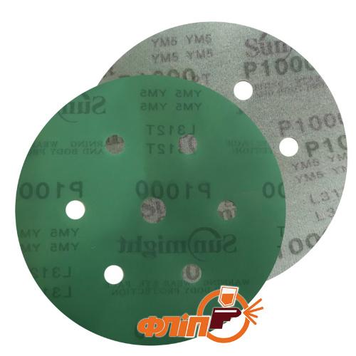 Круг шлифовальный Sunmight Film P1000, 150мм фото