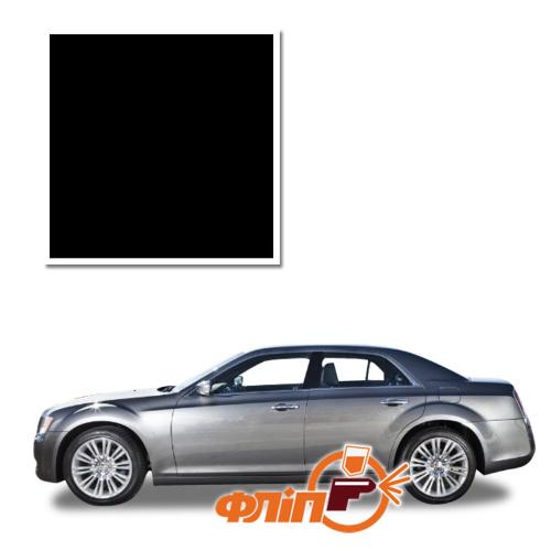 Brilliant Black Crystal AXR – краска для автомобилей Chrysler фото