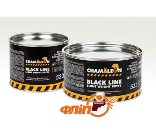 Chamaeleon 533 Black Line, 1л фото