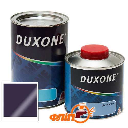 Duxone DX-406 Ирис, 800мл - автоэмаль акриловая фото