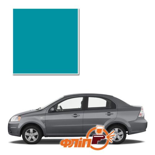 Fayence Uni 16u – краска для автомобилей Chevrolet фото