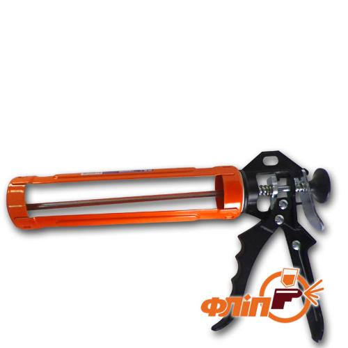 Miol Пистолет для выдавливания герметика оранжевый фото