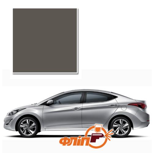 Dark Grey ZW – краска для автомобилей Hyundai фото