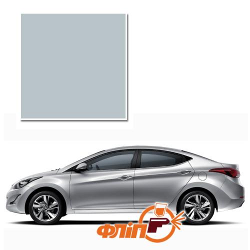 Crystal Silver Z9 – краска для автомобилей Hyundai фото