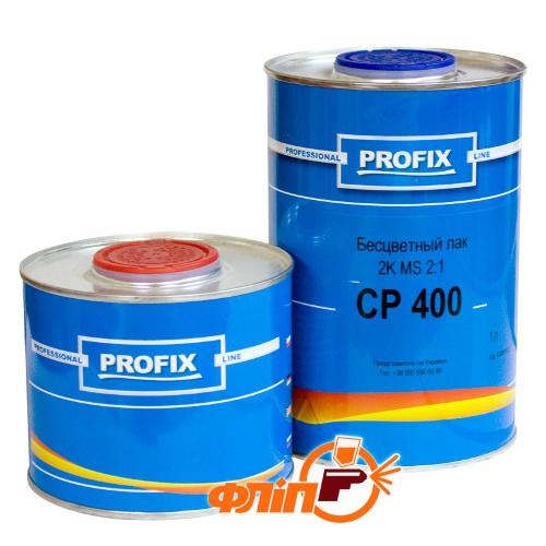 Profix СР 400 MS Лак 1л+ отвердитель (0,5л) фото