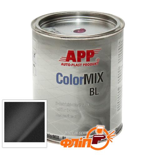 APP Color Mix 408 Чароит met 1л, базовая эмаль фото