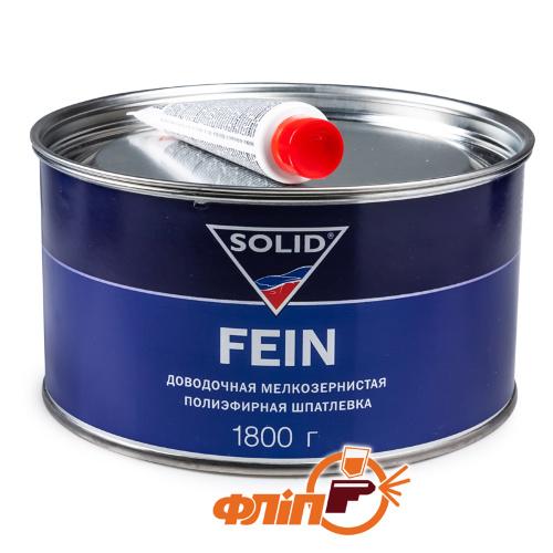 Шпатлевка финишная Solid Fein, 1.8кг фото