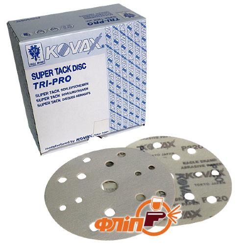 Kovax TRI_PRO P320, круги шлифовальные абразивные, 152 мм фото