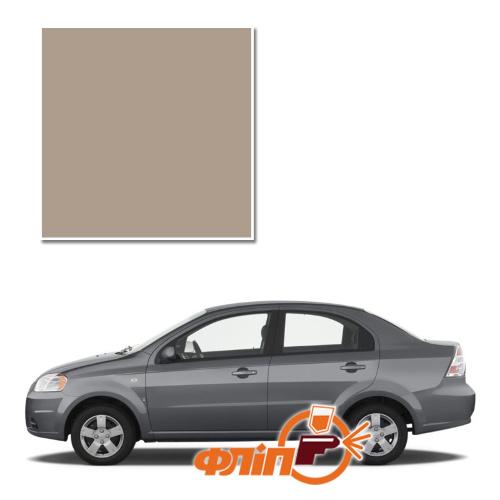 Melange Beige 68U – краска для автомобилей Chevrolet фото