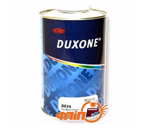 Duxone DX-34 стандартный растворитель 1л фото