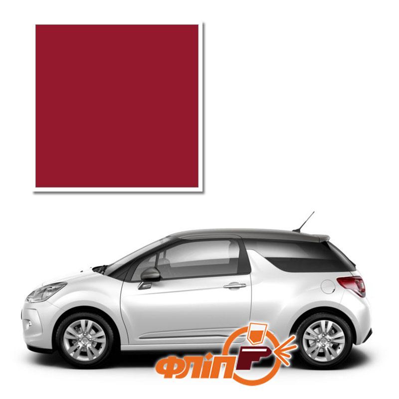 название цветов автомобильных красок ситроен