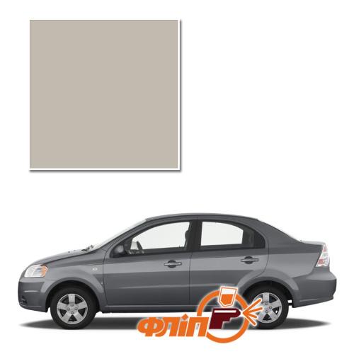 Pewter Silver 924 – краска для автомобилей Chevrolet фото
