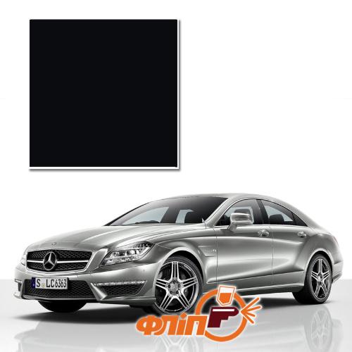 Kosmosschwarz 191 – краска для автомобилей Mercedes фото