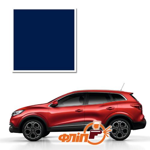 Bleu Artic J41 – краска для автомобилей Renault фото