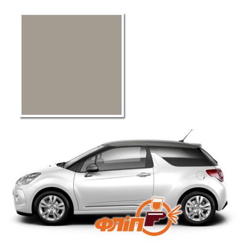 Vapor Grey EVG – краска для автомобилей Citroen фото