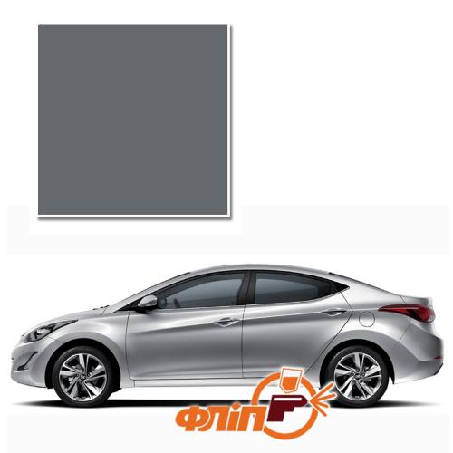 Carbon Grey SAE – краска для автомобилей Hyundai фото