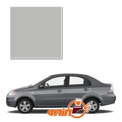 Silver 92U – краска для автомобилей Chevrolet фото