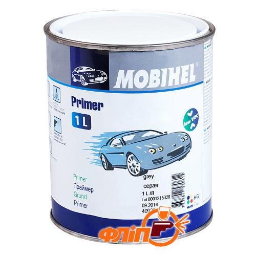 Mobihel 1К low VOC грунт 1л, серый фото