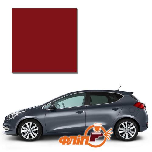 Spicy Red IY – краска для автомобилей Kia фото