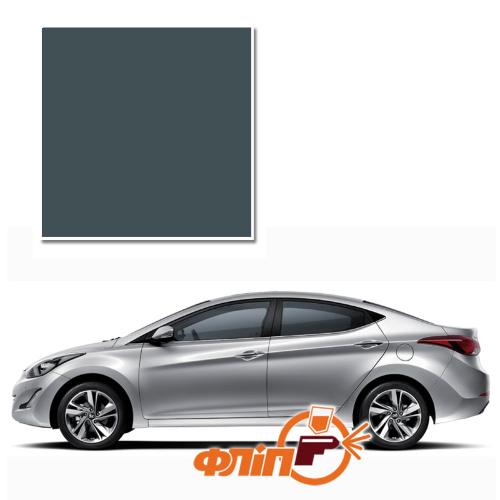 Boulder Grey S6G – краска для автомобилей Hyundai фото