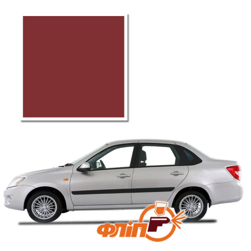 Triumph Rot 100 (Триумф 100) - краска для автомобилей ВАЗ фото