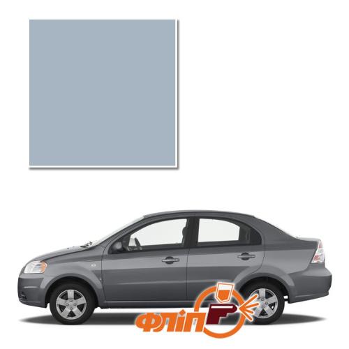 Light Opal Grey 80U – краска для автомобилей Chevrolet фото