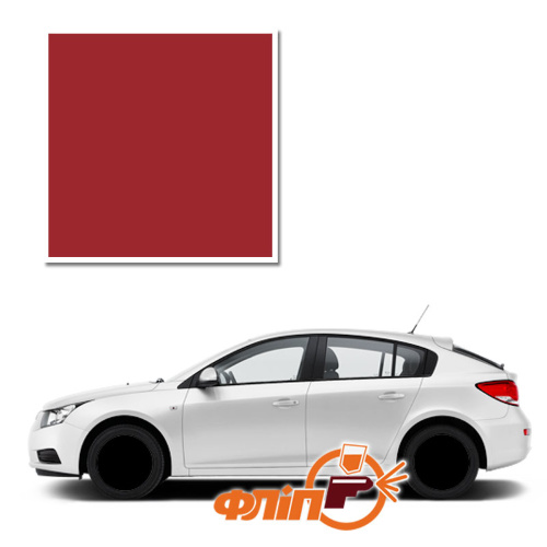 Active Red WA240L - краска для автомобилей Chevrolet фото