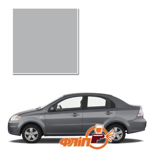 Switchblade Silver GAN – краска для автомобилей Chevrolet фото